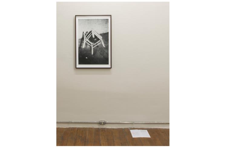 a Queda | Fotografia e livro | dimensões variáveis
