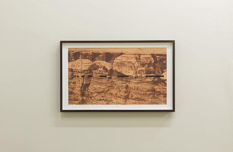 The Sun is Falling Down | impressão | edições: 1/5 + 2 P.A. | 73 x 45 cm